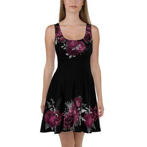 Womens Skater Dress. From CA USA.